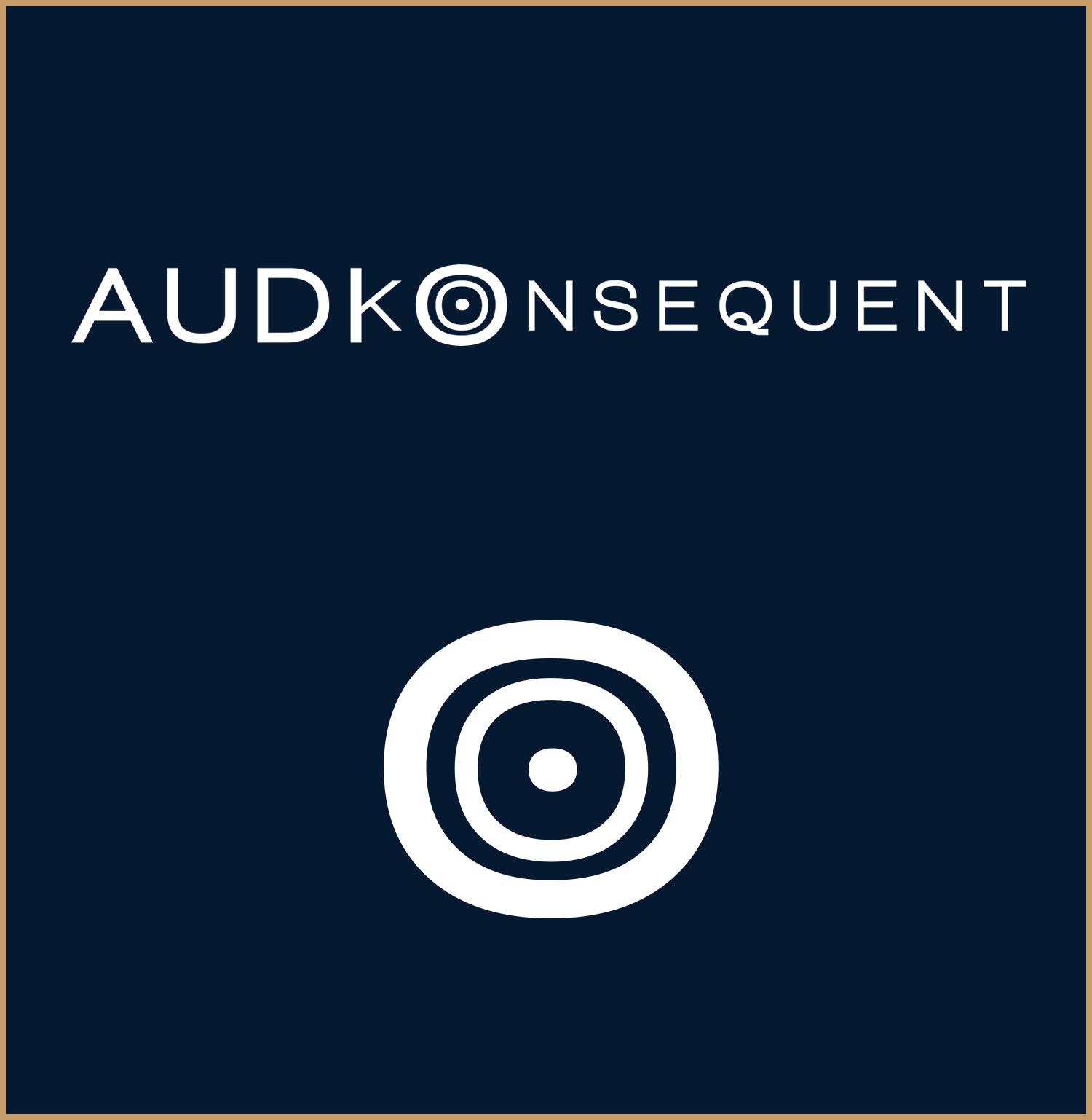 Audiokonsequent_#1_logodesign