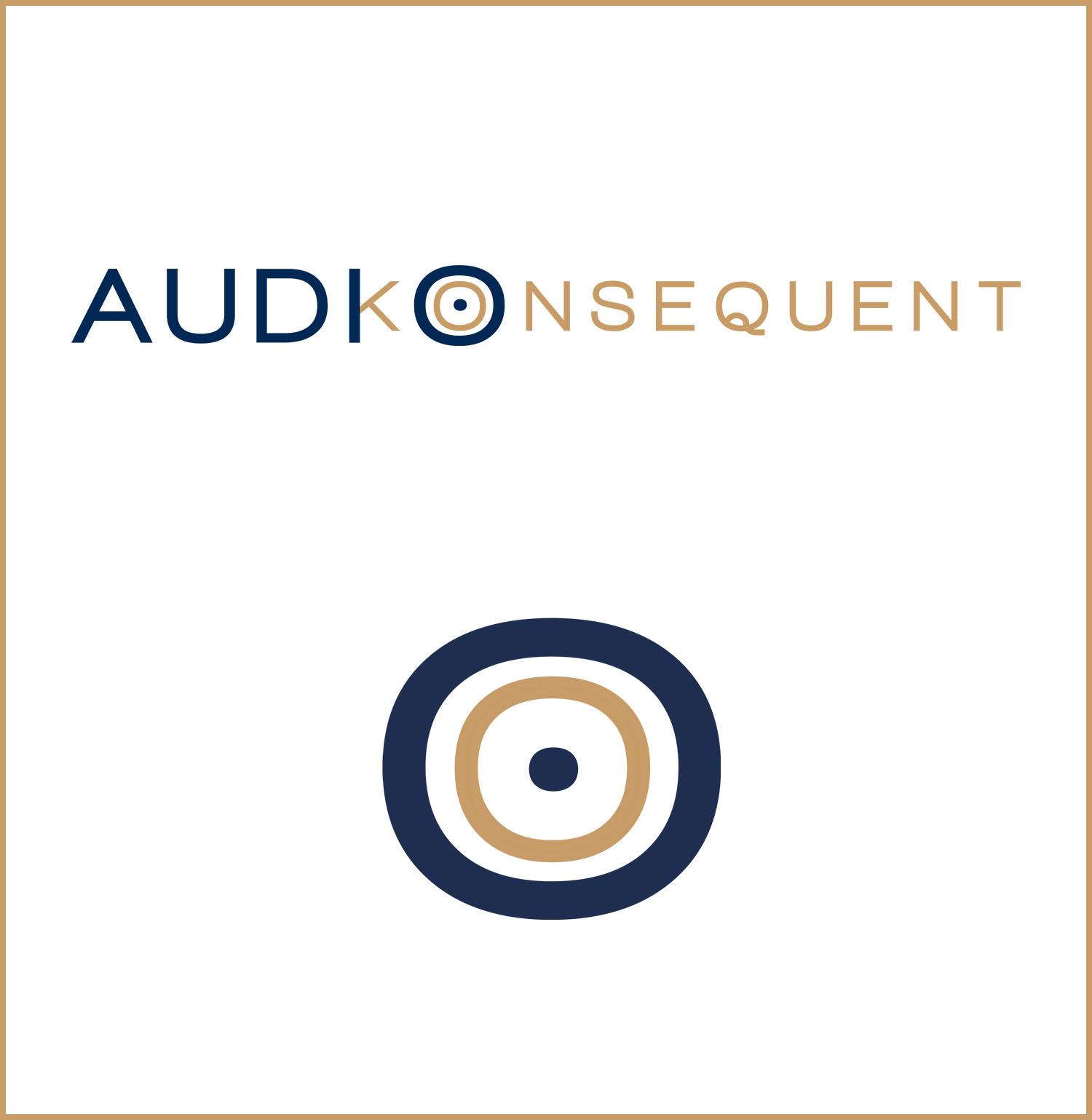 Audiokonsequent_#2_logodesign