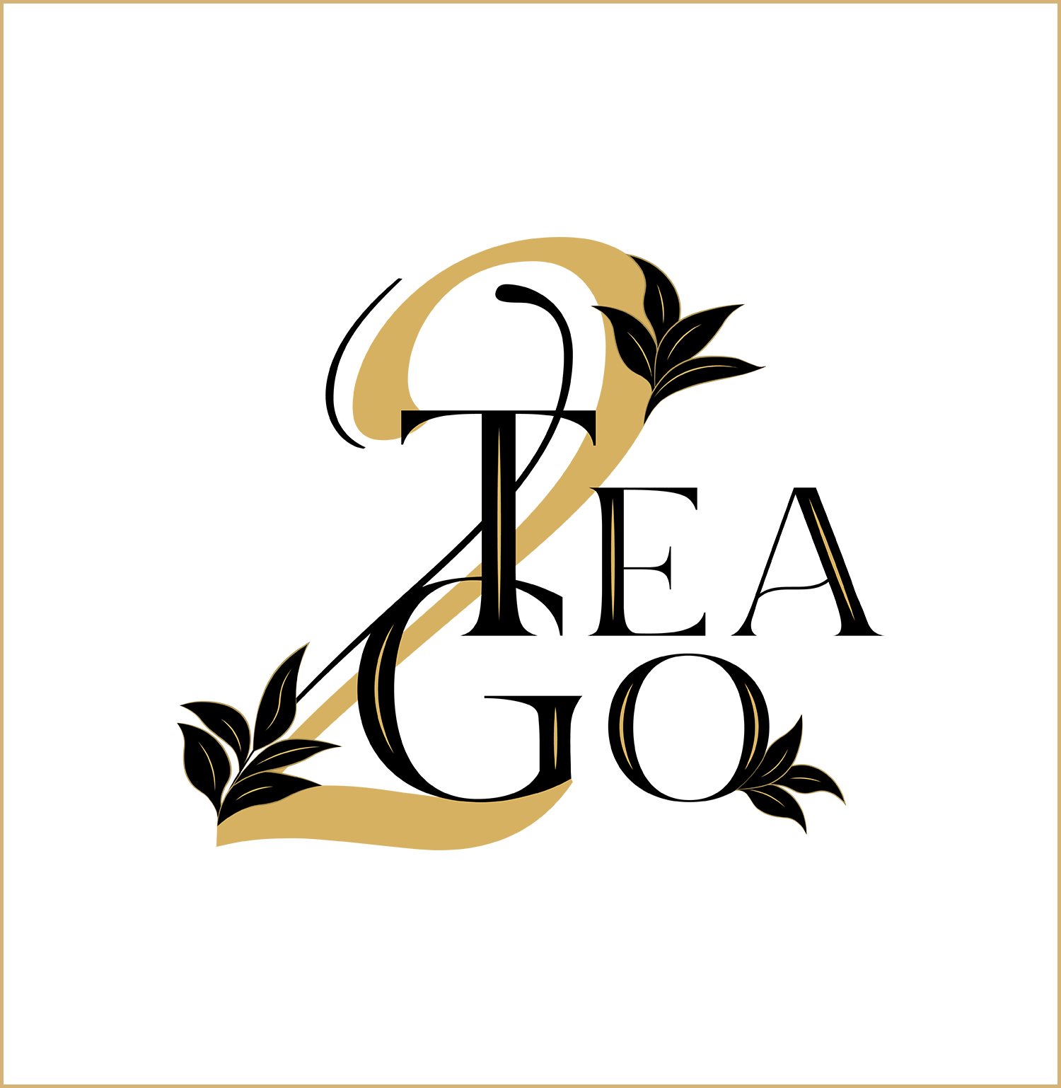Tea2Go - Logodesign